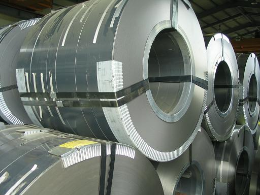Electrical Steel Coils : Non oriented electrical and coils